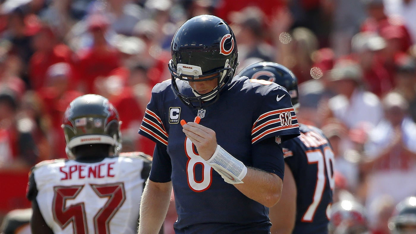 NFL Week 2 notebook: Ugly QB play means a race to the bottom, Brady losing weapons