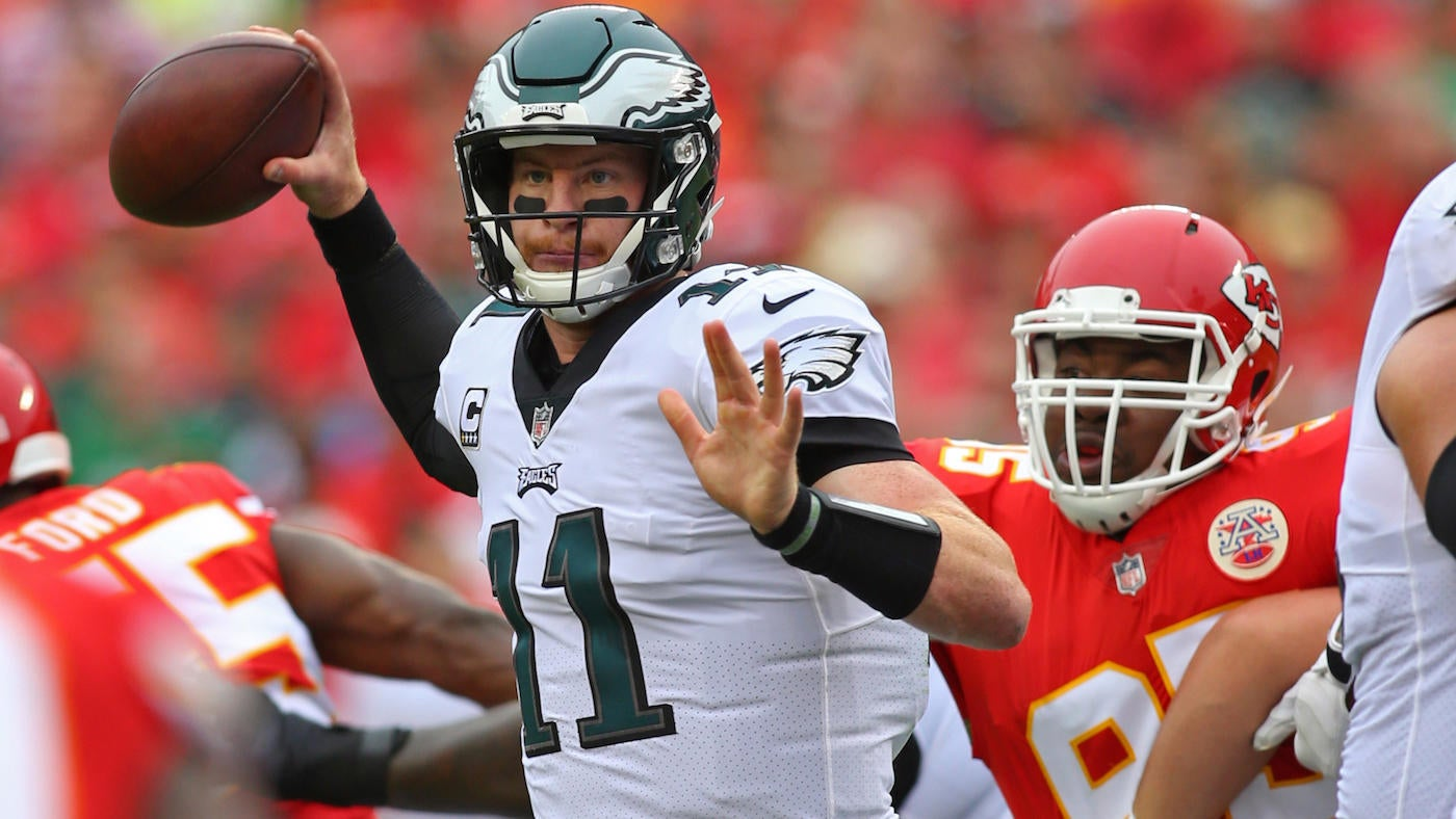 Why the Giants' defense will be a tough test for Eagles quarterback Carson Wentz