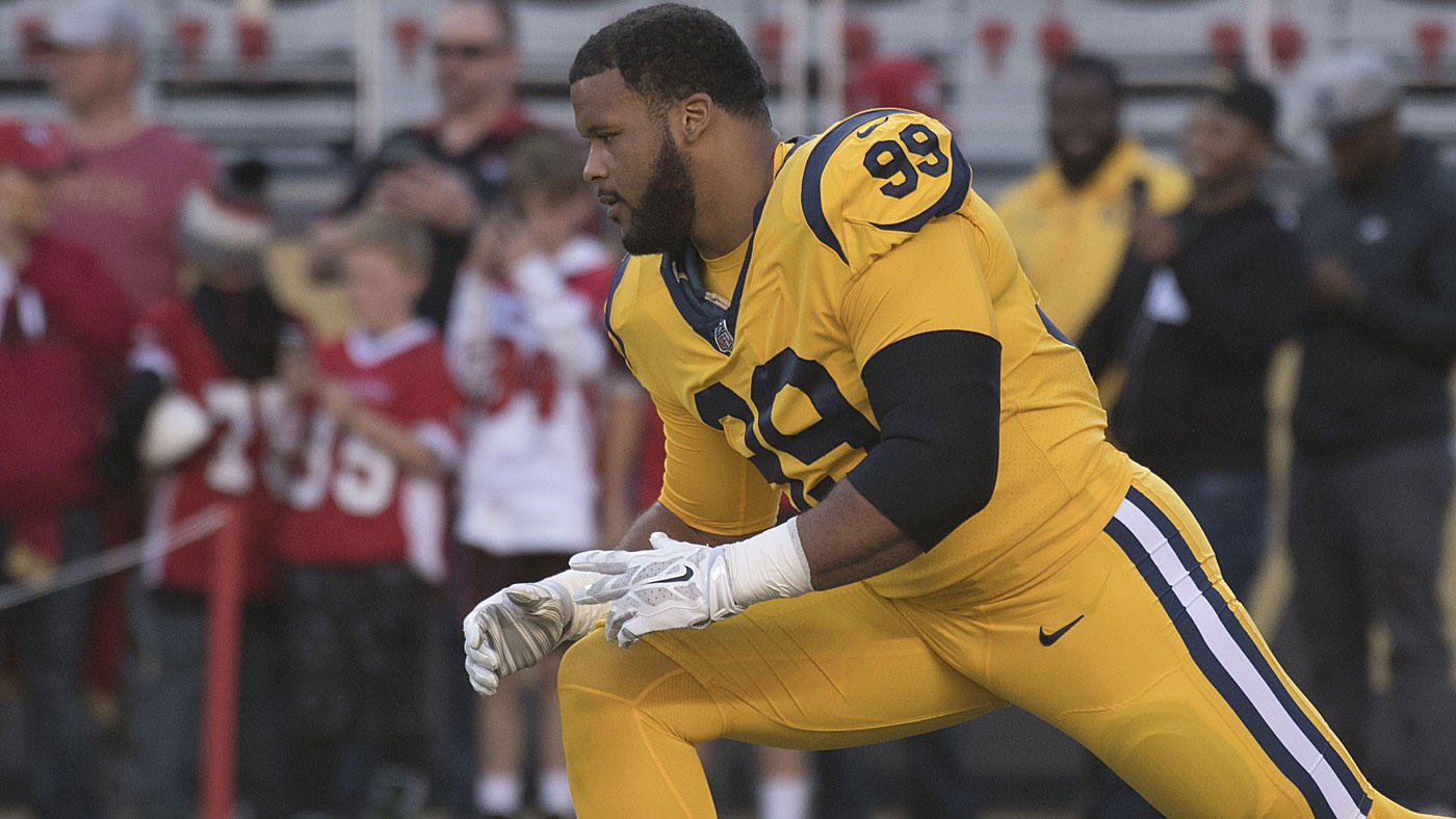 Russell Wilson: Aaron Donald Is 'the Best Defensive Player I've Ever Played Against'
