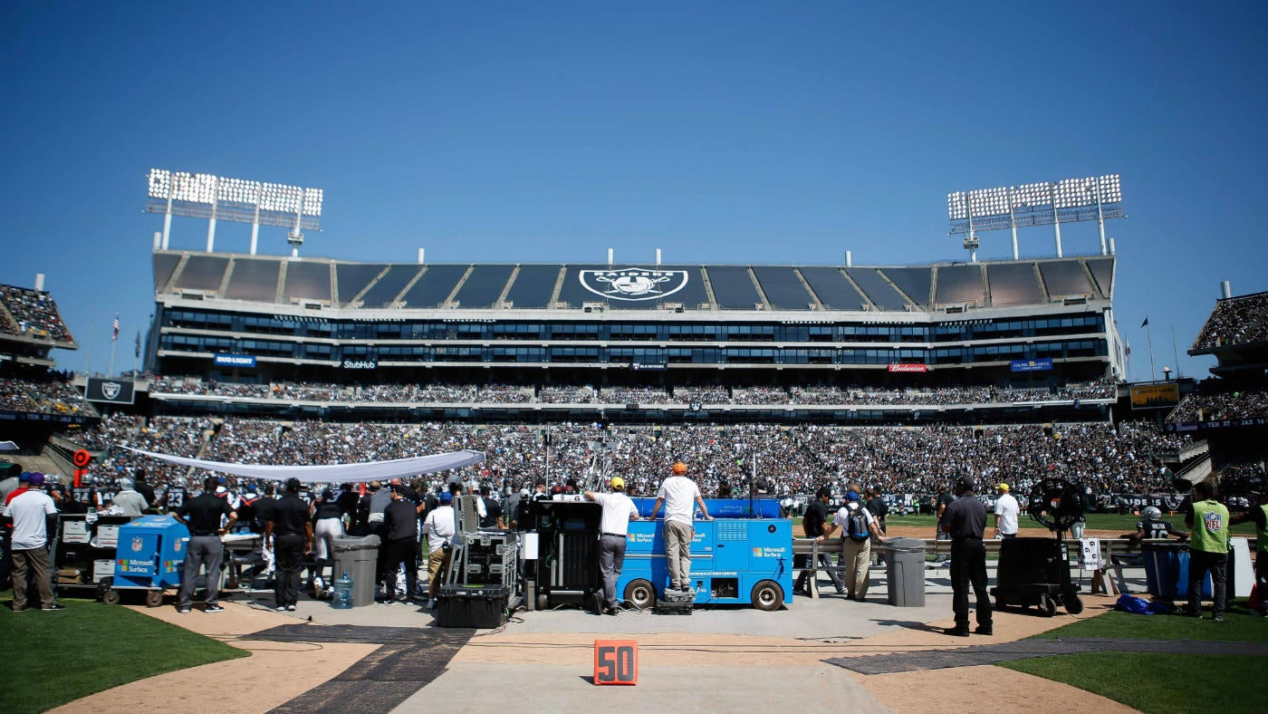 Raiders already discussing possible lease extension in Oakland beyond 2019