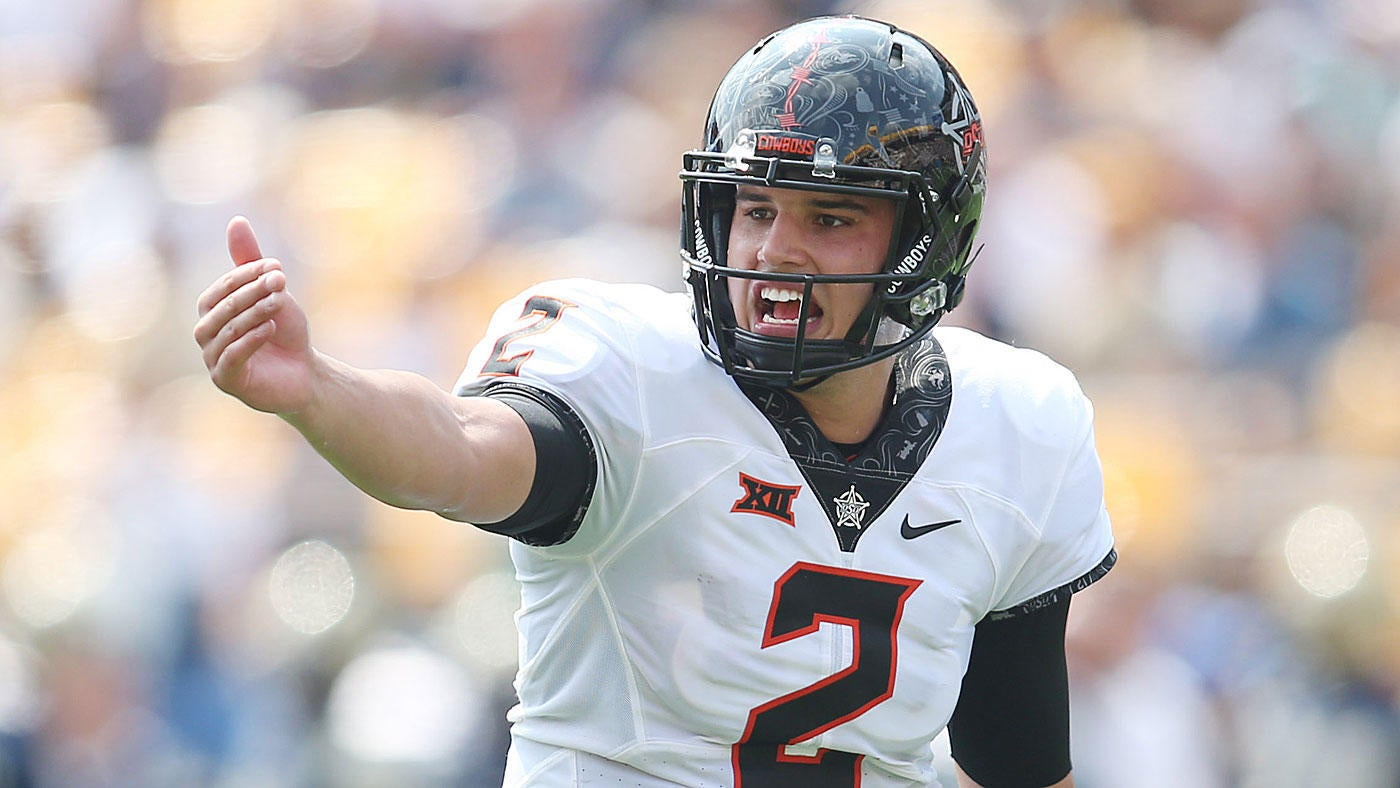 2018 NFL Mock Draft: Broncos Hit The Reset Button At QB With Mason Rudolph
