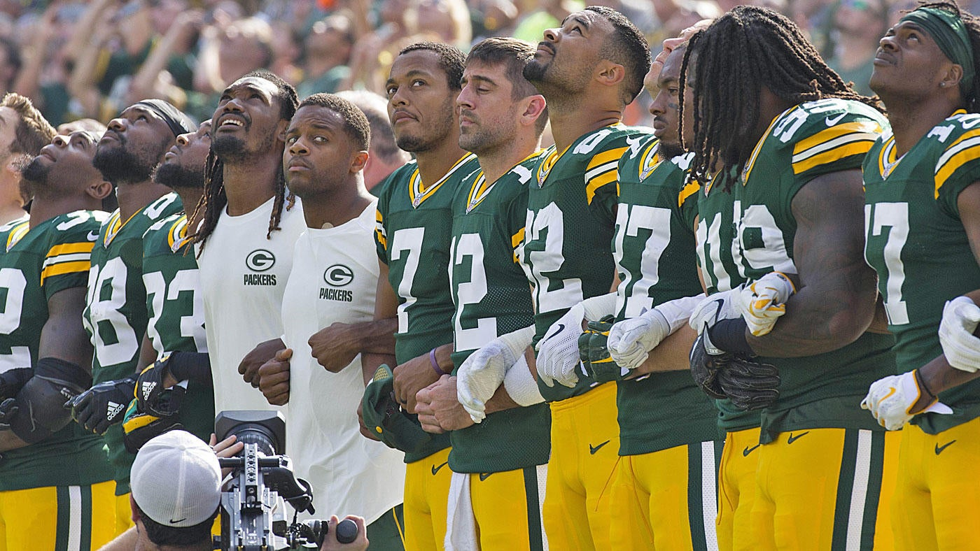 NFL Week 3 national anthem protests: Here's how teams rebuked Donald Trump