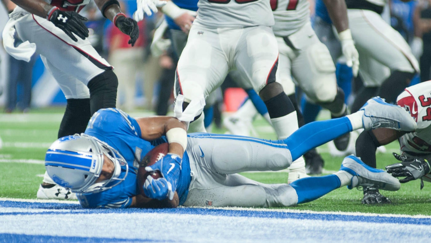 Lions somehow manage to lose after officials call the apparent winning TD