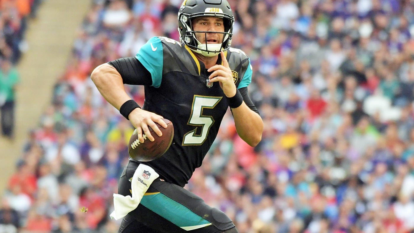 NFL Week 4 early odds: Jaguars open as road favorites for first time since 2011