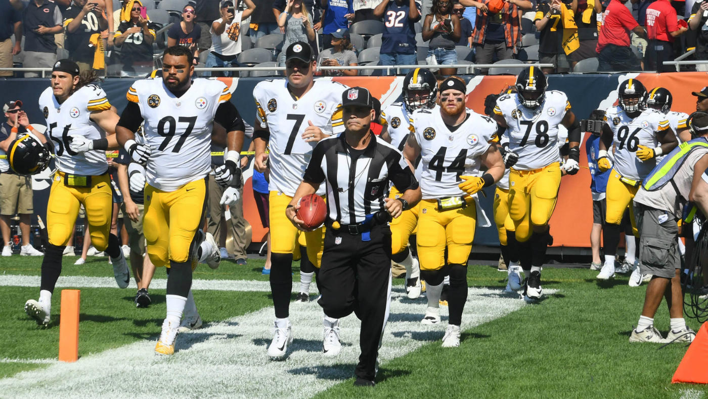 NFL Week 3 notebook: Steelers out of sorts after skipping anthem; Siemian's 180