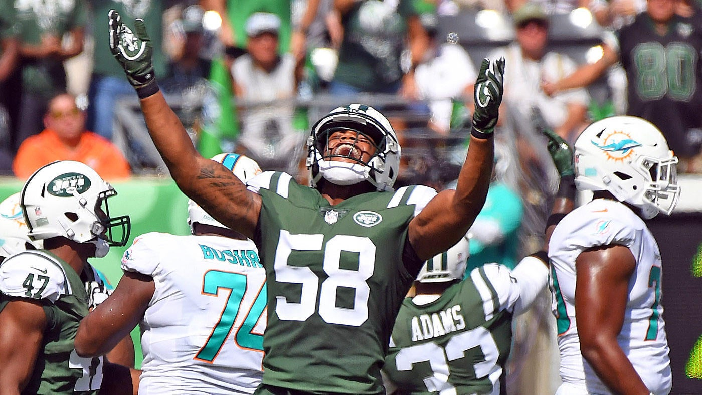 NFL Week 3 Grades: Eagles get a B+ for wild win over Giants, Raiders get a fat 'F'