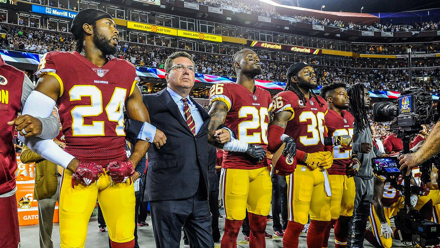 Josh Norman: Trump is 'not my president ... not welcome in Washington, DC'