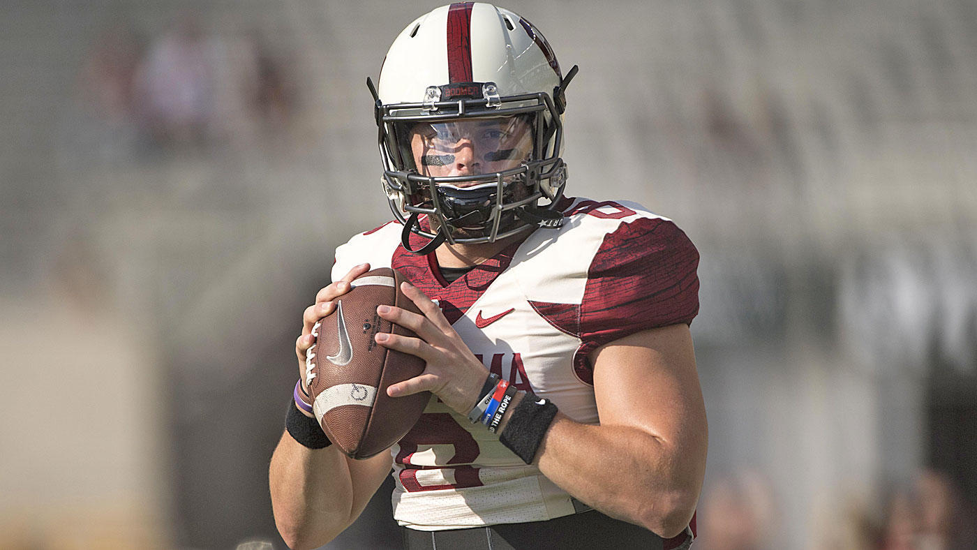 2018 NFL Draft QB Stock Watch: The dilemma with Oklahoma's Baker Mayfield
