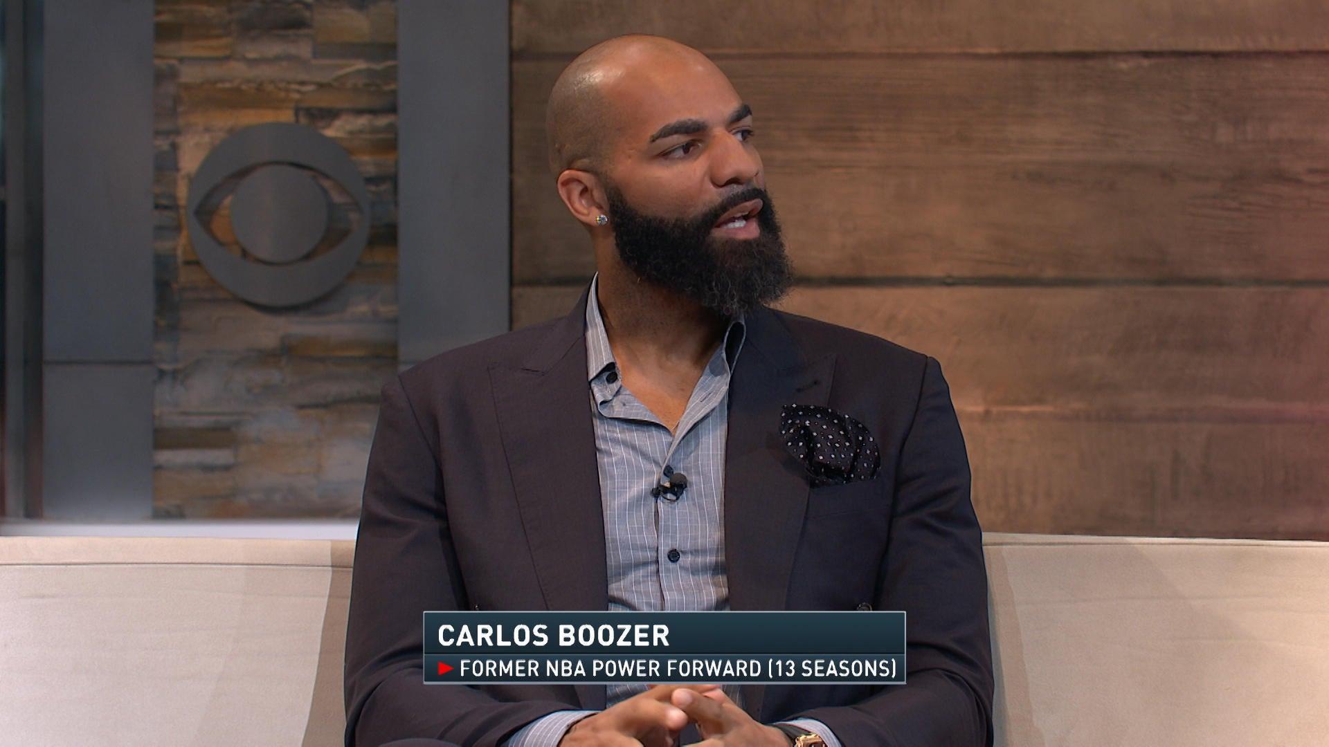 We Need To Talk Carlos Boozer talks LeBron James CBSSports