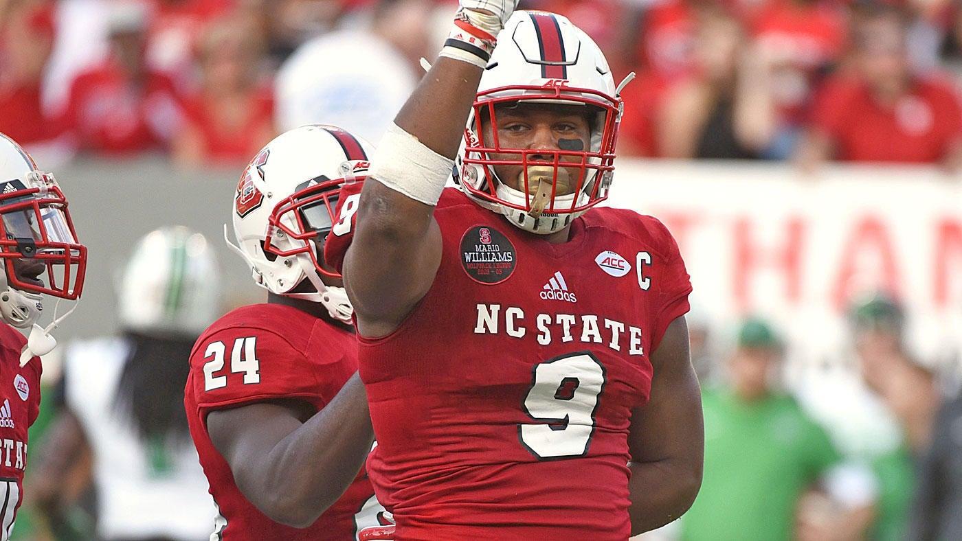 2018 NFL Mock Draft: Buccaneers Pick Chubb, Cardinals Gamble On Lamar Jackson