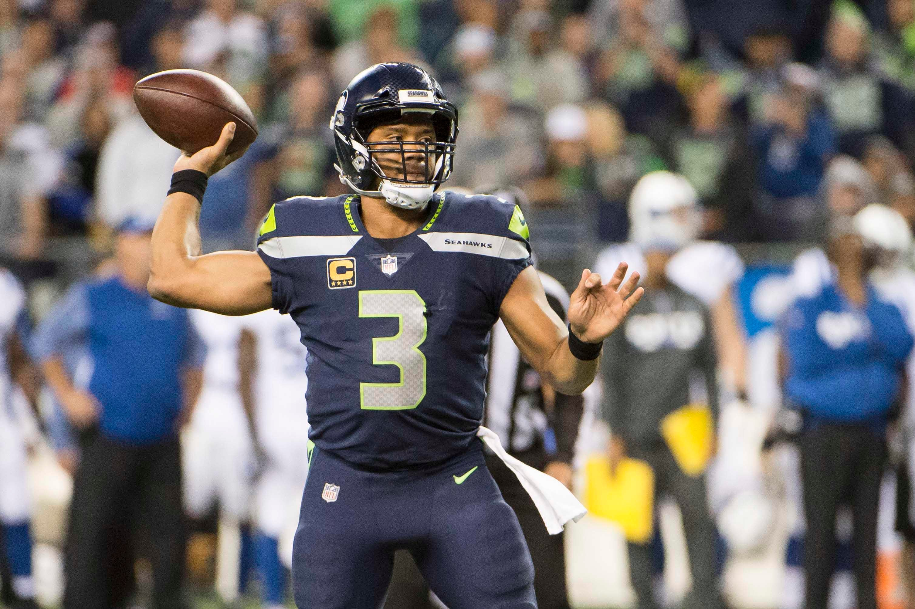 Seahawks offense could use game against Giants to power a big second half