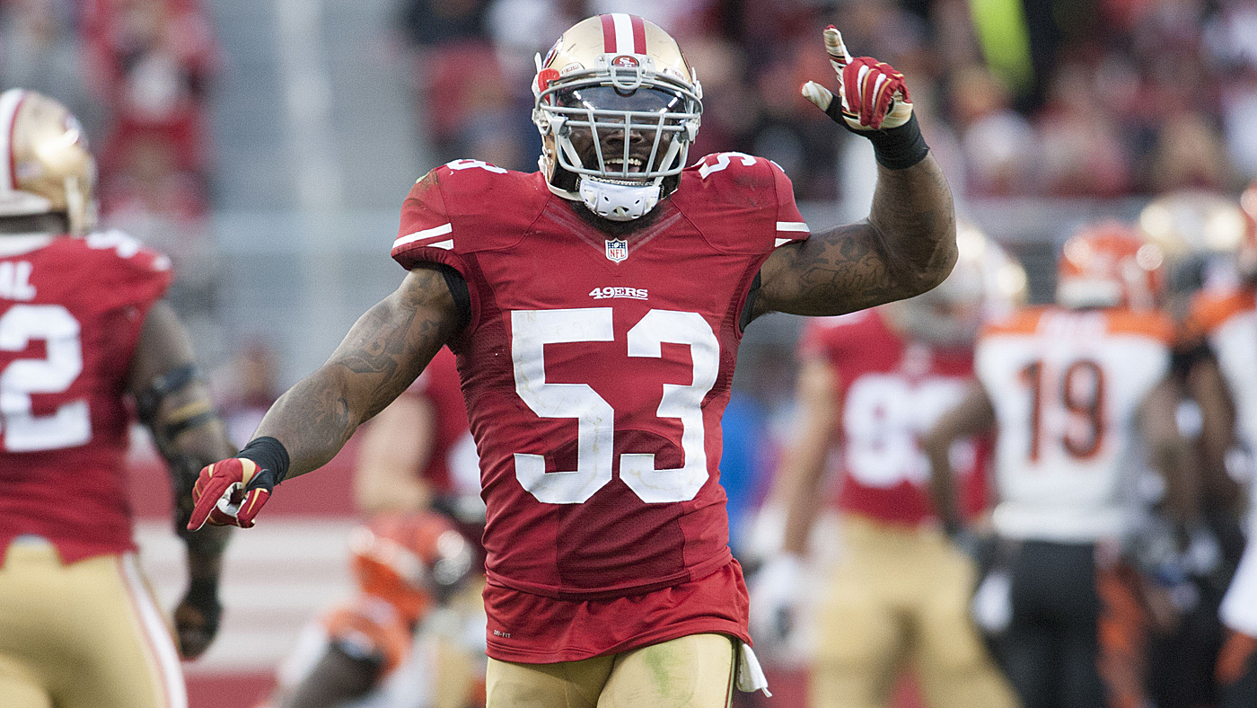 NaVorro Bowman reportedly visiting Raiders, Cowboys after release from 49ers