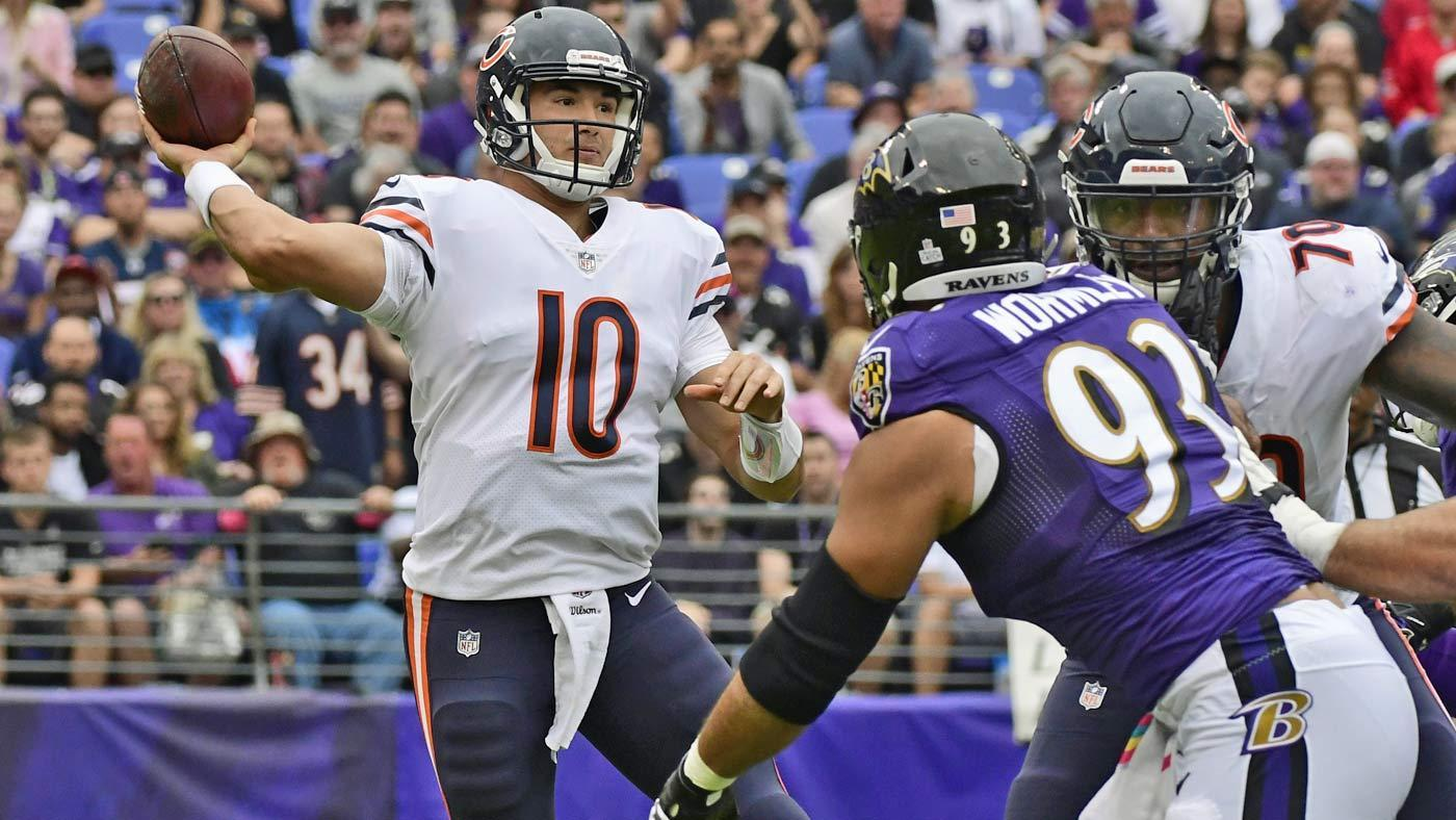NFL Week 7: How to watch, live stream the Panthers and Bears on CBS All Access