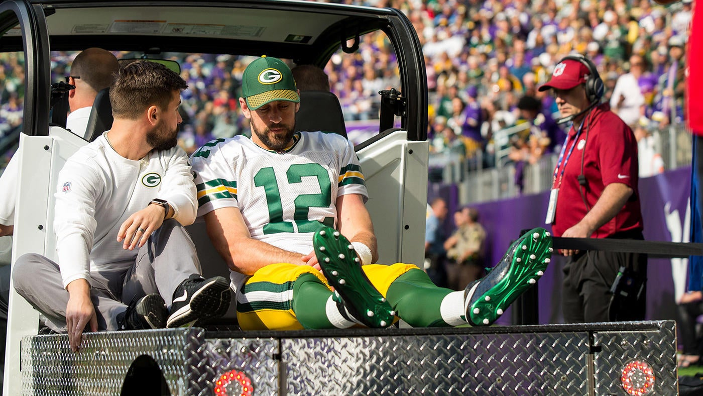 2018 Super Bowl odds Week 7: Packers' loss of Aaron Rodgers blows NFC open