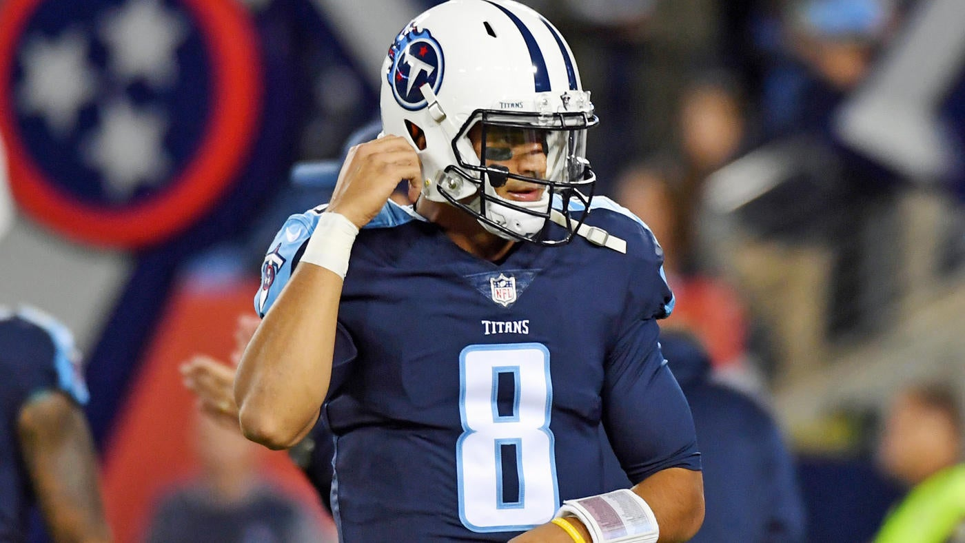 Marcus Mariota Apologizes To Reporters: 'I Got An Earful Of It From My Mom'