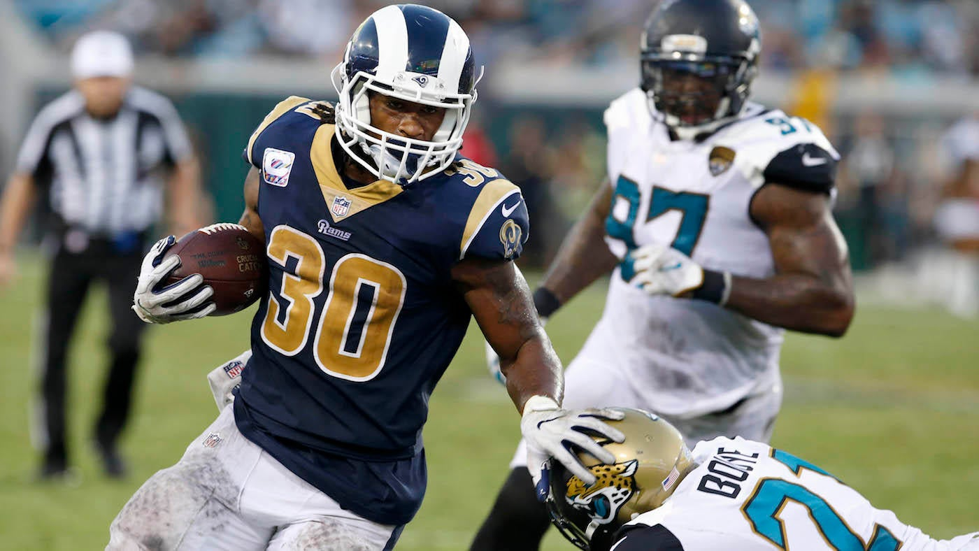Rams' Todd Gurley on NFL international games: 'They need to stop this'