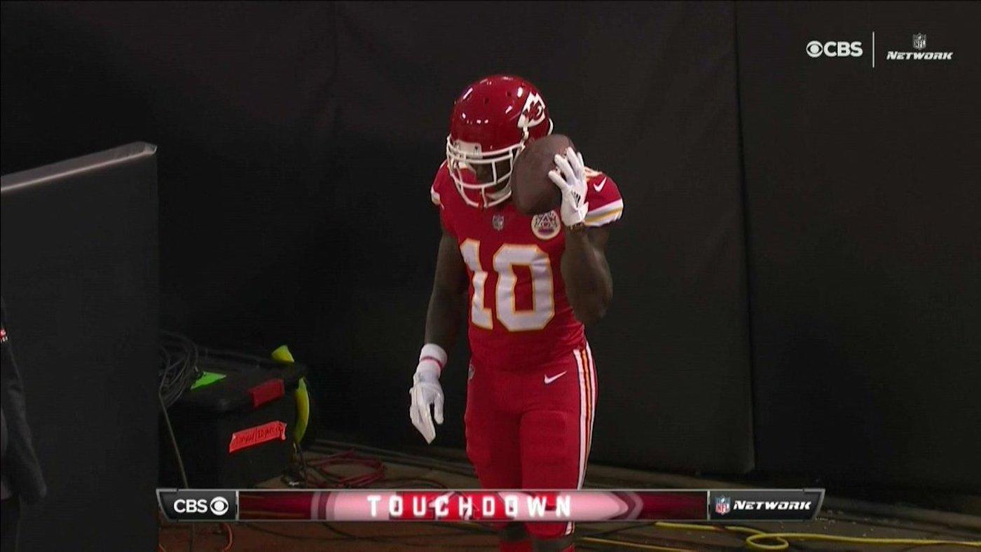 WATCH: Chiefs stun Raiders by pulling off 99-yard TD drive on just three plays