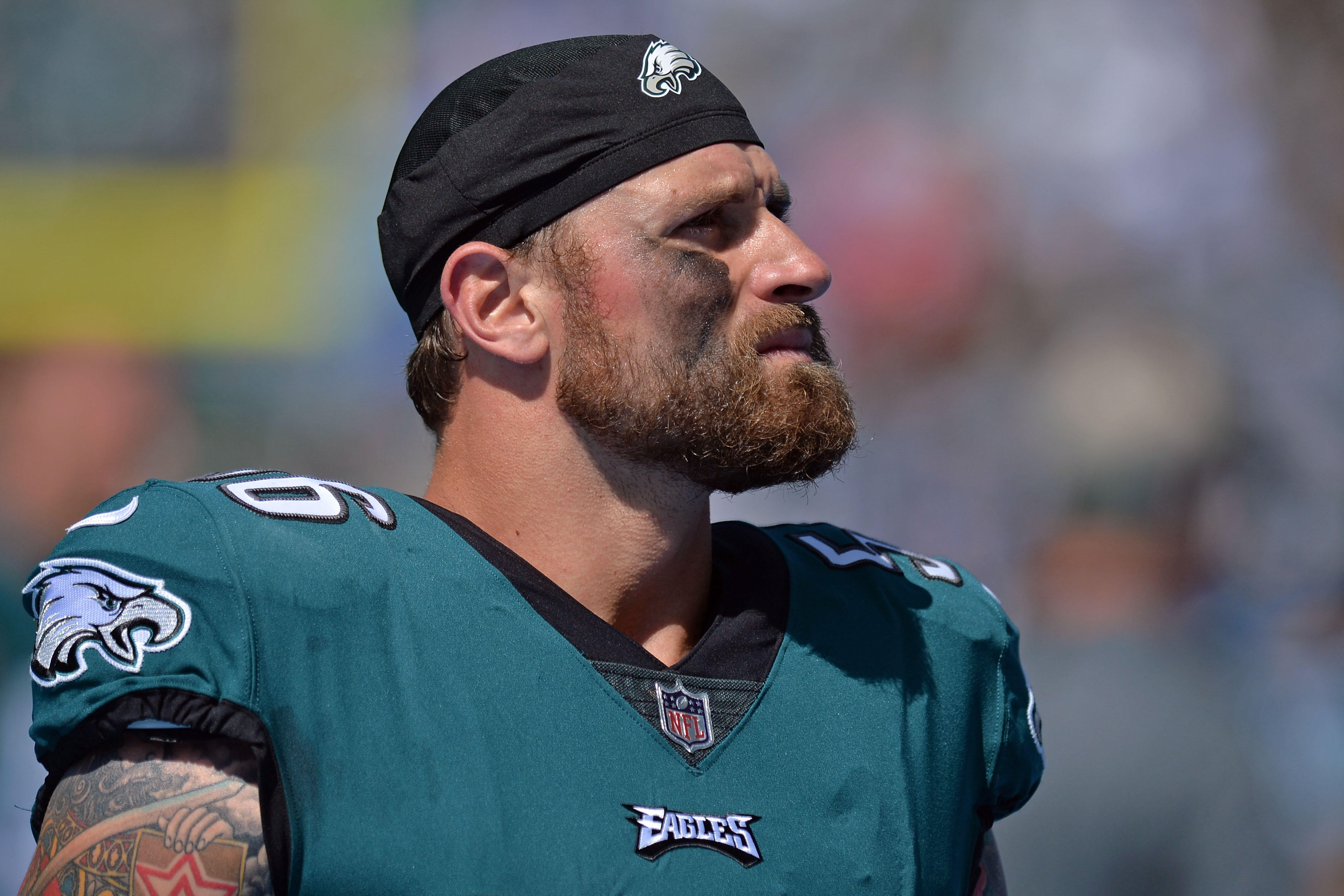 Chris Long's 2017 game-check donations just his latest commitment to education