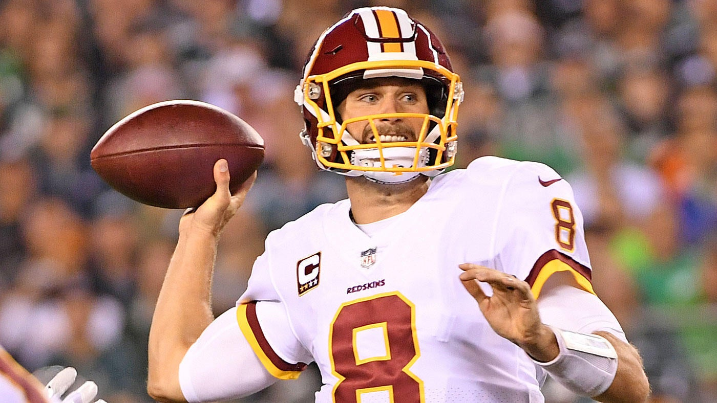 Kirk Cousins 'fully Invested' In Taking Redskins To Super Bowl In 2018 'or Beyond'
