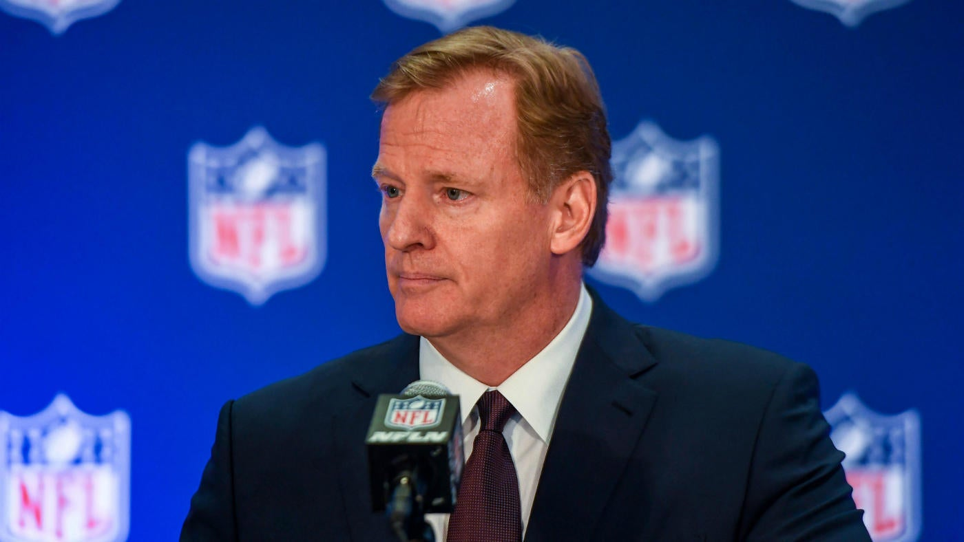 Roger Goodell Is Apparently Done As NFL Commissioner After New Contract Expires