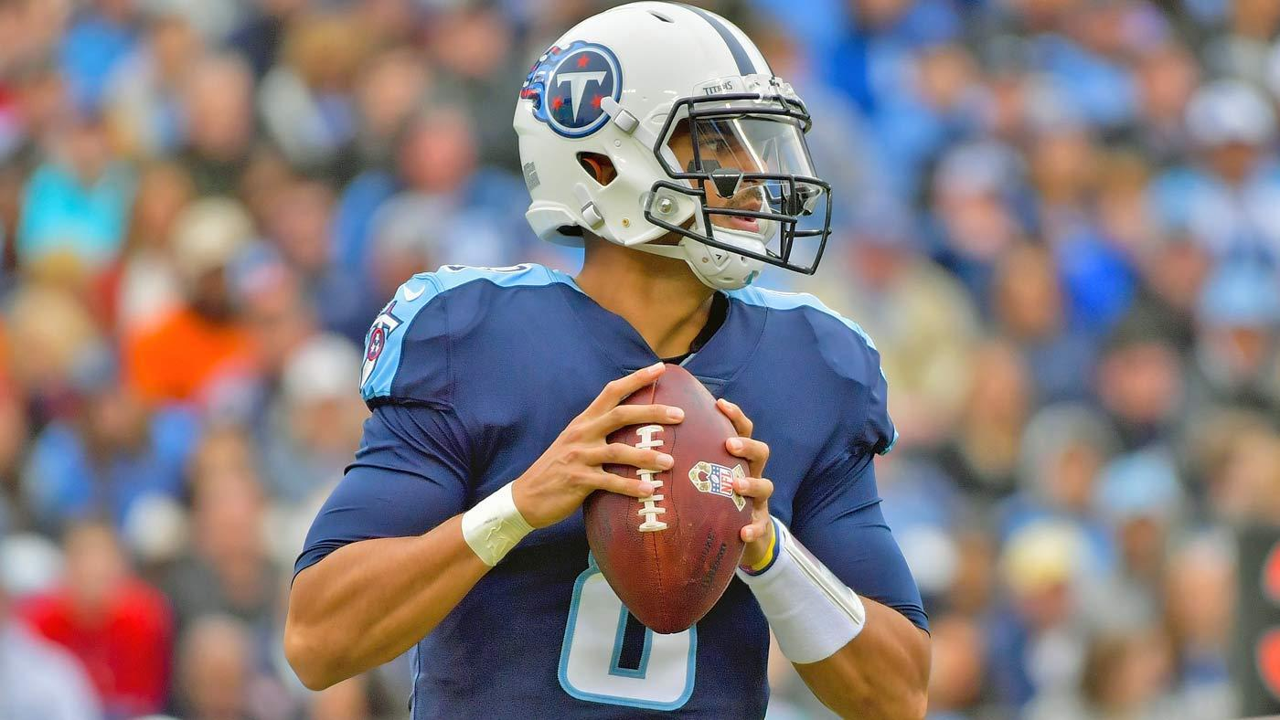 The Titans Offense Has Taken A Turn For The Worse And It's Not Just Limited To Mariota