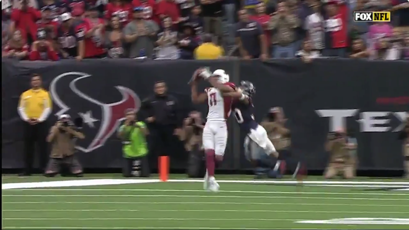WATCH: Classic Larry Fitzgerald TD Moved Him Into 5th On All Time Receiving List