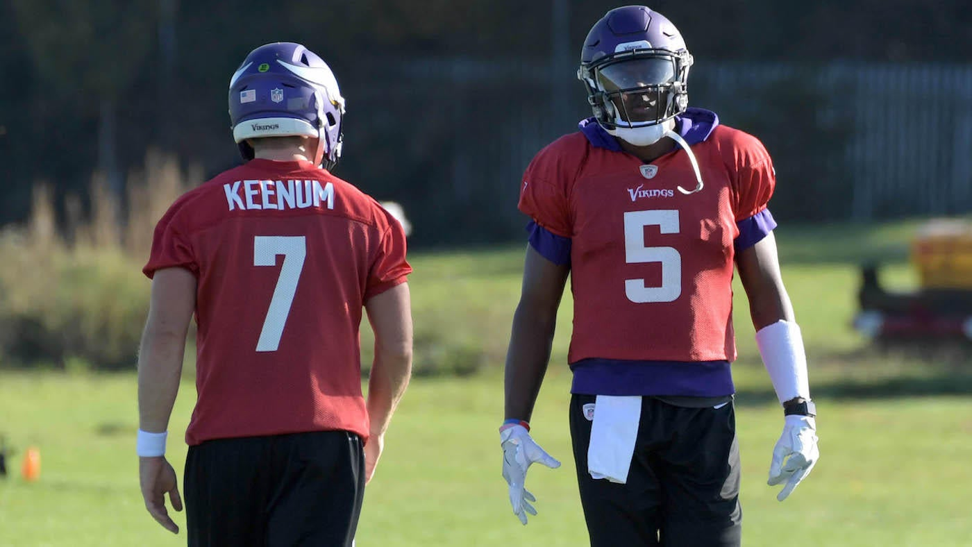 Vikings' Zimmer Has 'high Hopes' For Bridgewater, Says It'd Be Hard To Pull Keenum