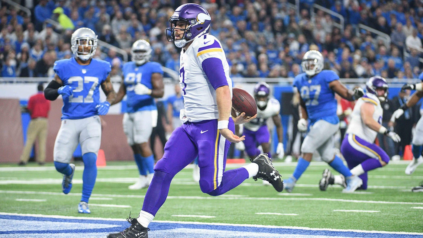 Vikings Lions: Takeaways, Things To Know From Minnesota's Seventh Straight Victory