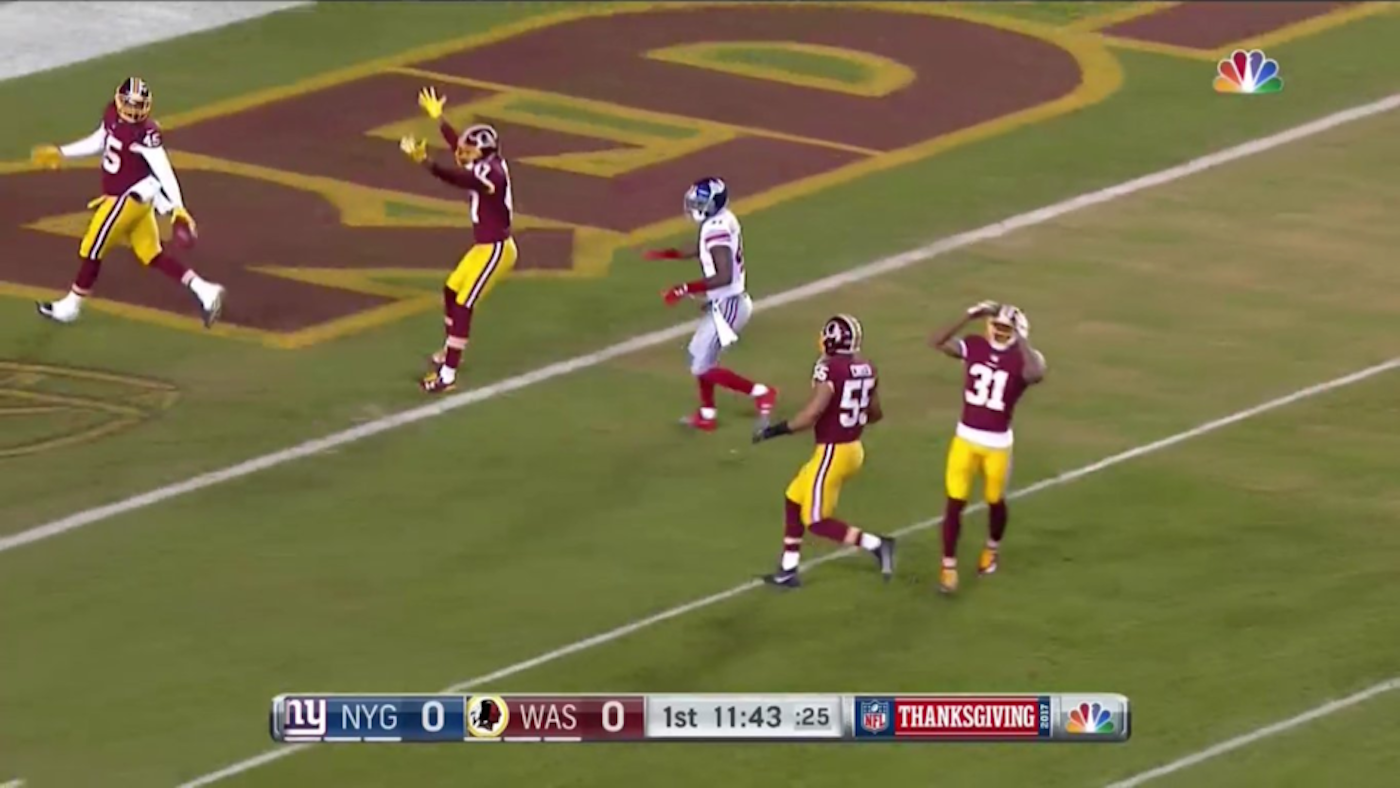 WATCH: Just Promoted Practice Squad Player Makes A Boneheaded Special Teams Play