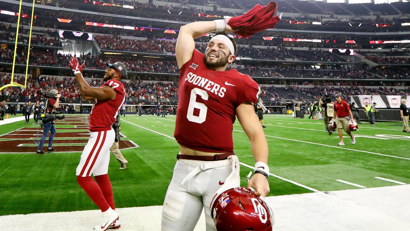 2018 NFL Mock Draft: Bengals Select QB Baker Mayfield To Replace Andy Dalton