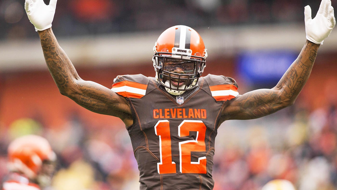 Josh Gordon Reportedly Won't Be Restricted Free Agent, So It's Browns Or Nothing