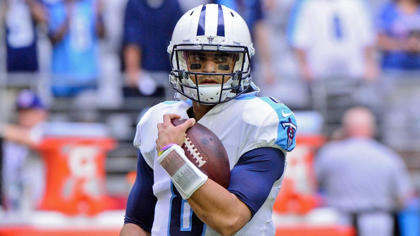 Marcus Mariota Reportedly Battling Hamstring, Ankle Injuries; May Need Surgery