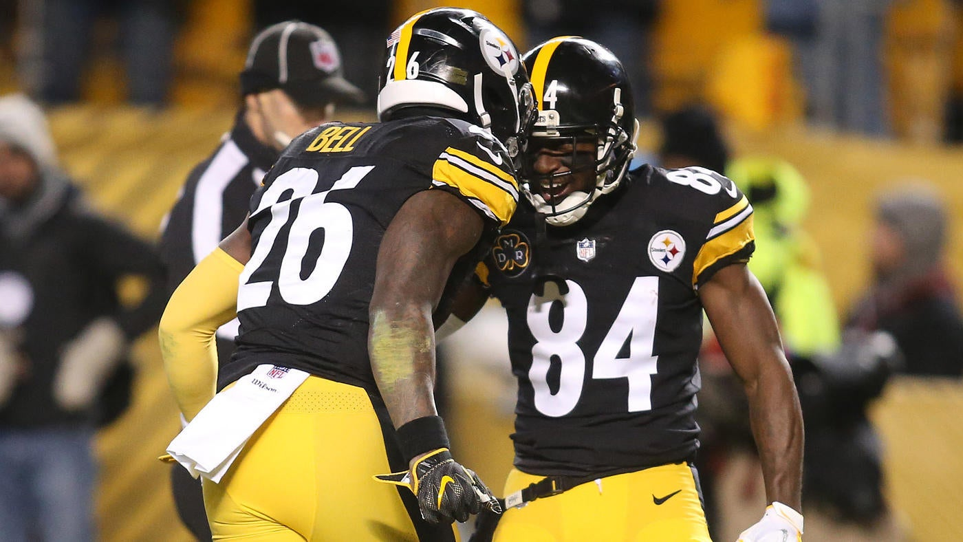 NFL Playoff Picture: How Steelers Can Exploit Patriots, 8 Stats To Know For Week 15