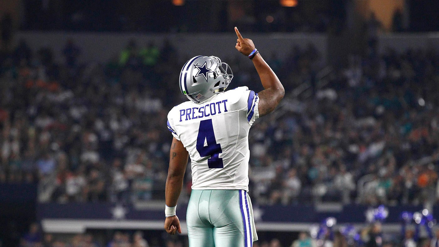 Fantasy Football Week 15 Start 'Em And Sit 'Em: Dak Prescott Ready To Be A Star Again For The Cowboys