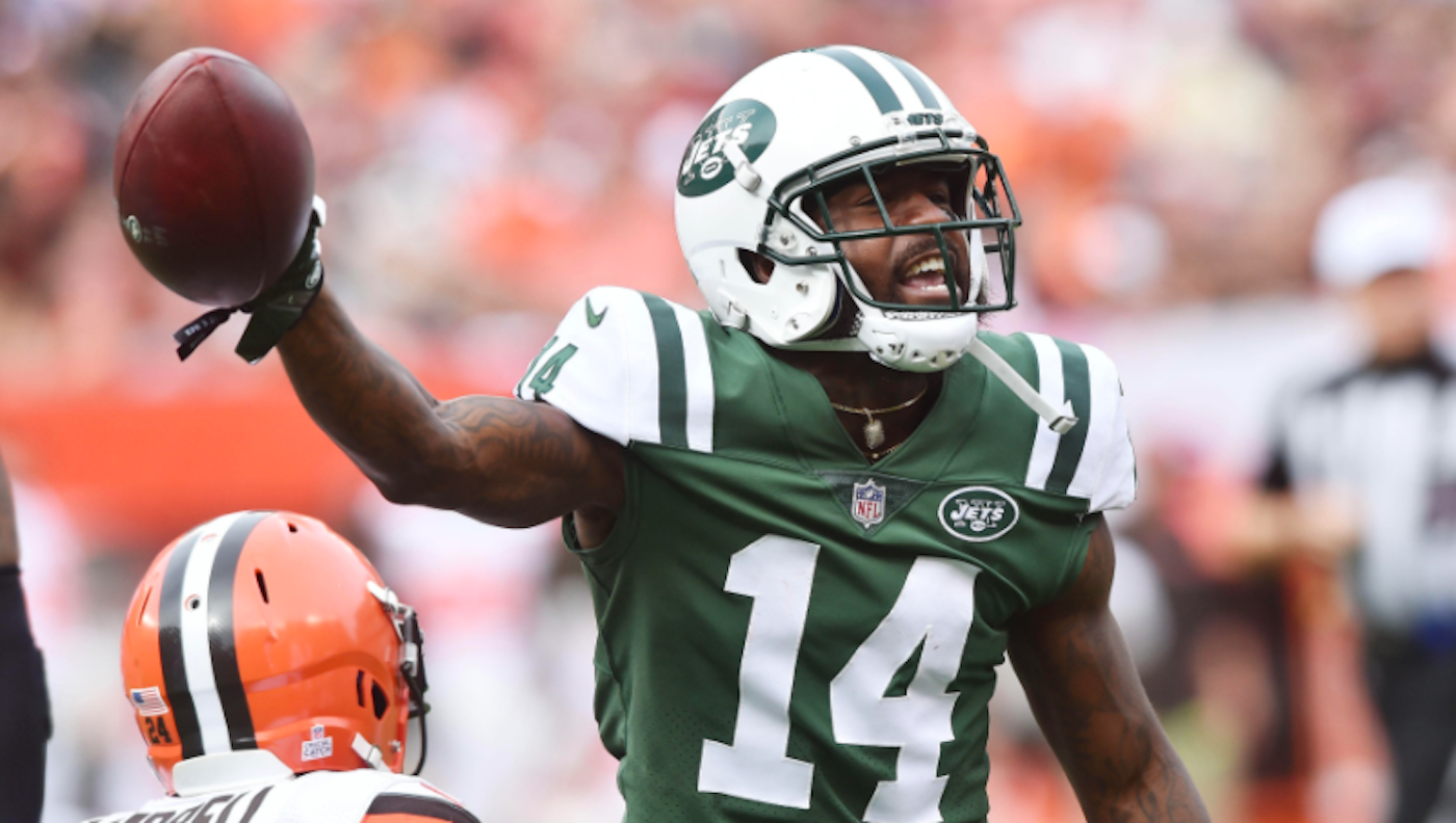 Jets Receiver Has Possibly The Worst Excuse Ever For Failing A PED Test