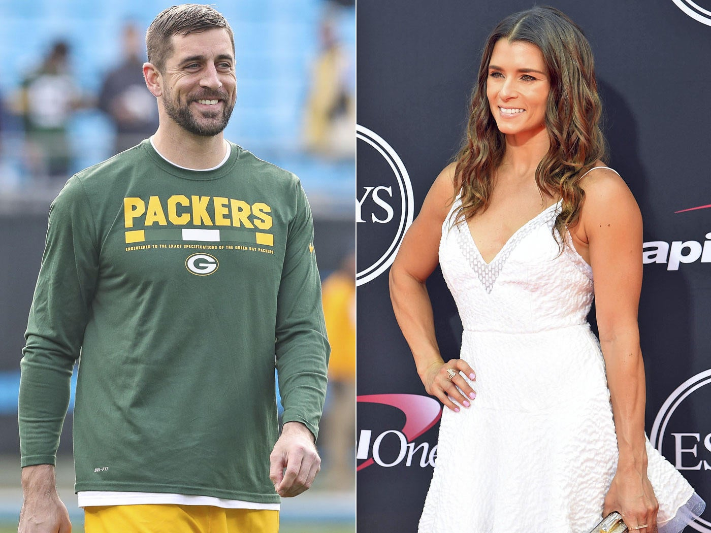 Danica Patrick Reveals How She And Aaron Rodgers Met And Started Dating