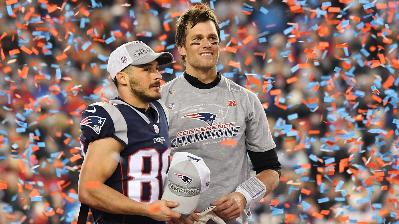 Brady Lifts Pats To Super Bowl
