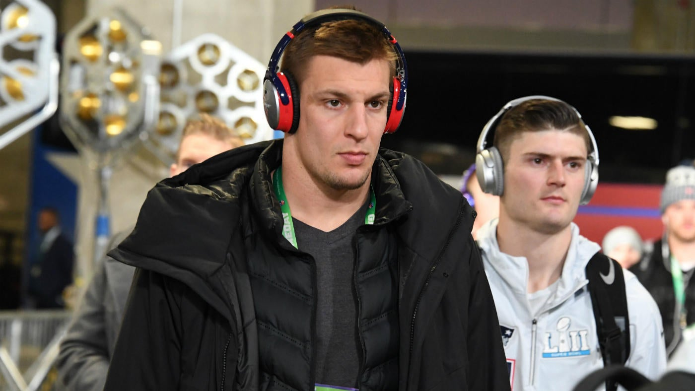 Police Make Arrest In Rob Gronkowski Super Bowl Week Home Burglary Case
