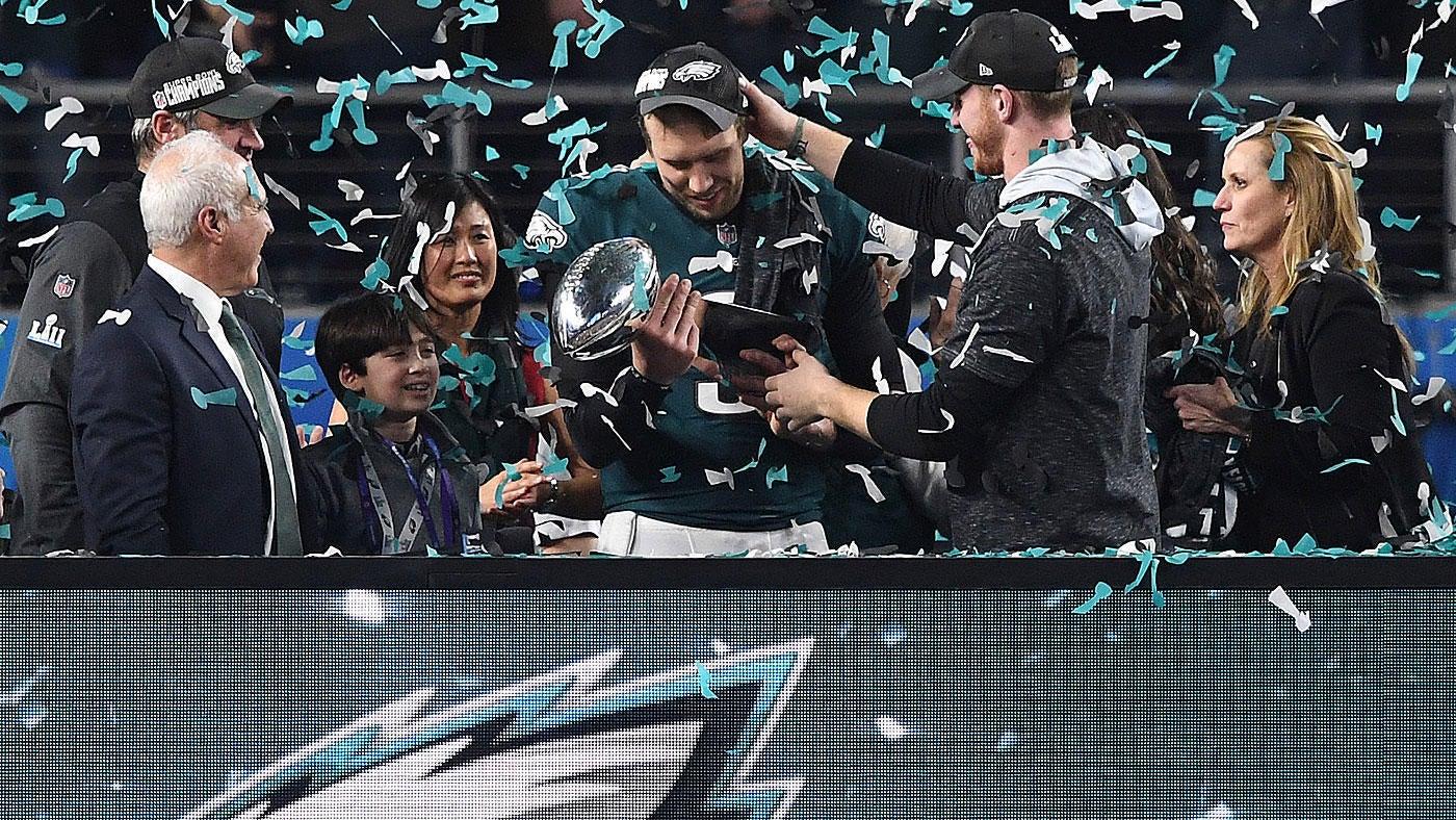 Doug Pederson: Eagles Win Super Bowl LII Anyway If Carson Wentz Isn't Injured; Wentz MVP