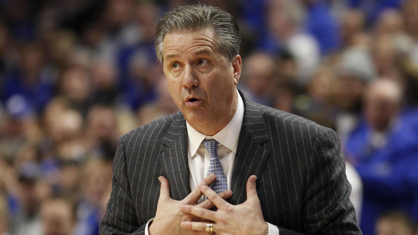 The Pressure Could Be Mounting On John Calipari To Deliver Another Championship To Kentucky
