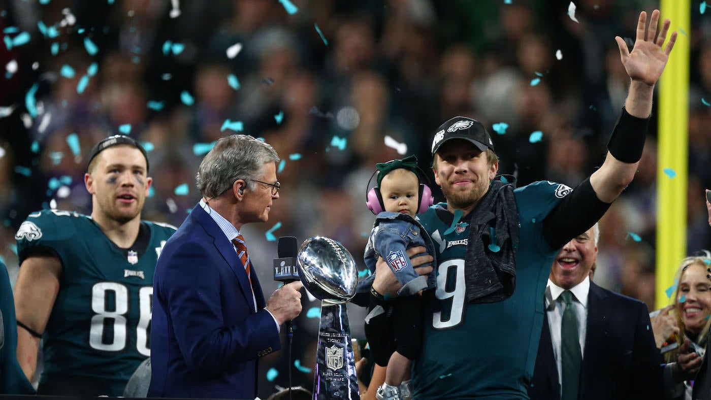 Eagles Fans Cry When They See Nick Foles, Who Lost His 'safe Spot' At Whole Foods