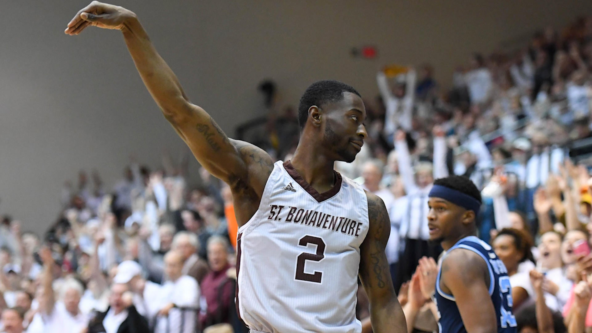 Did St. Bonaventure's Win Over Rhode Island Put Them In Tournament Contention?