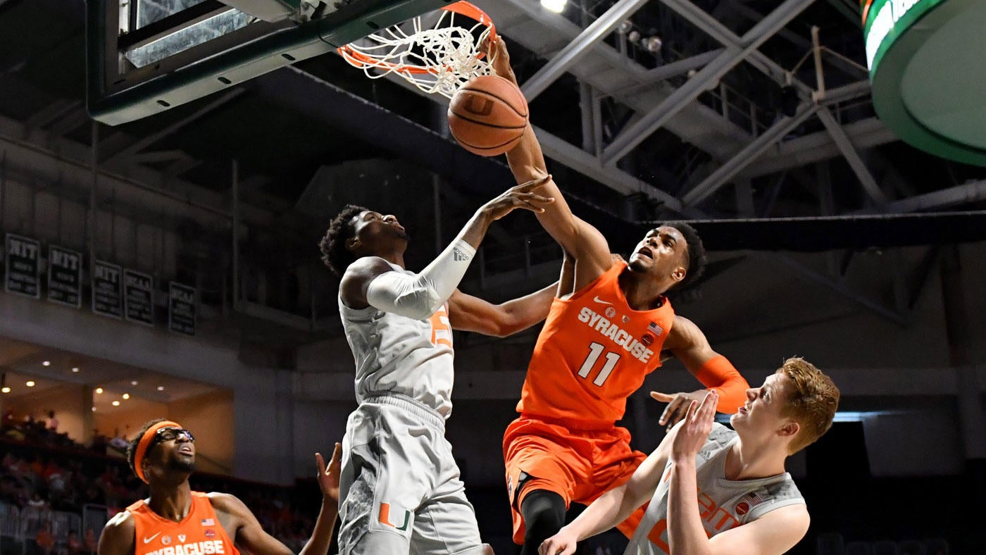Bracketology Confidence Builder Syracuse Butler And Florida On The