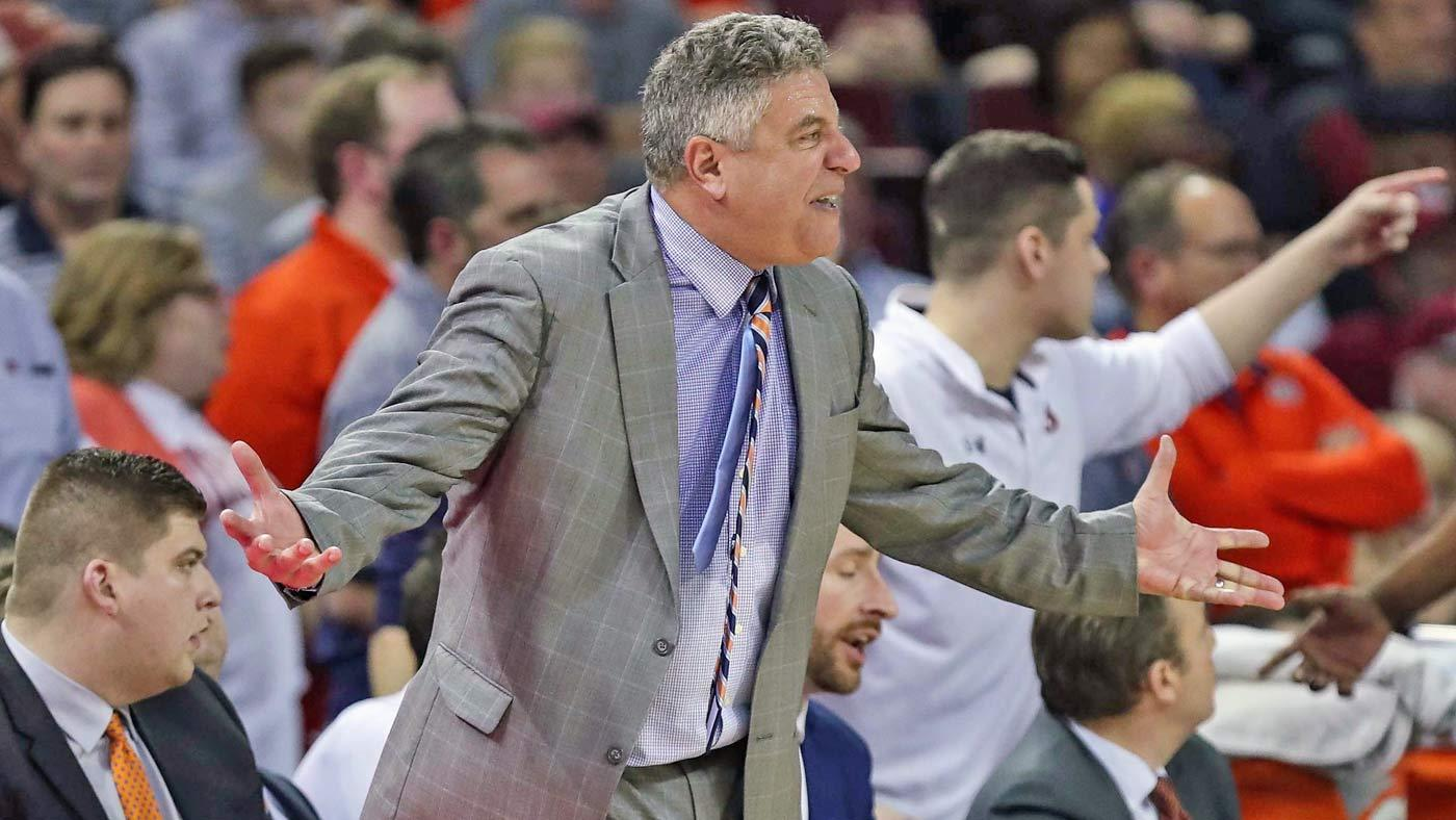 Bracketology: Auburn's Time As A No. 1 Seed Was Short Lived, Much To Kansas' Benefit