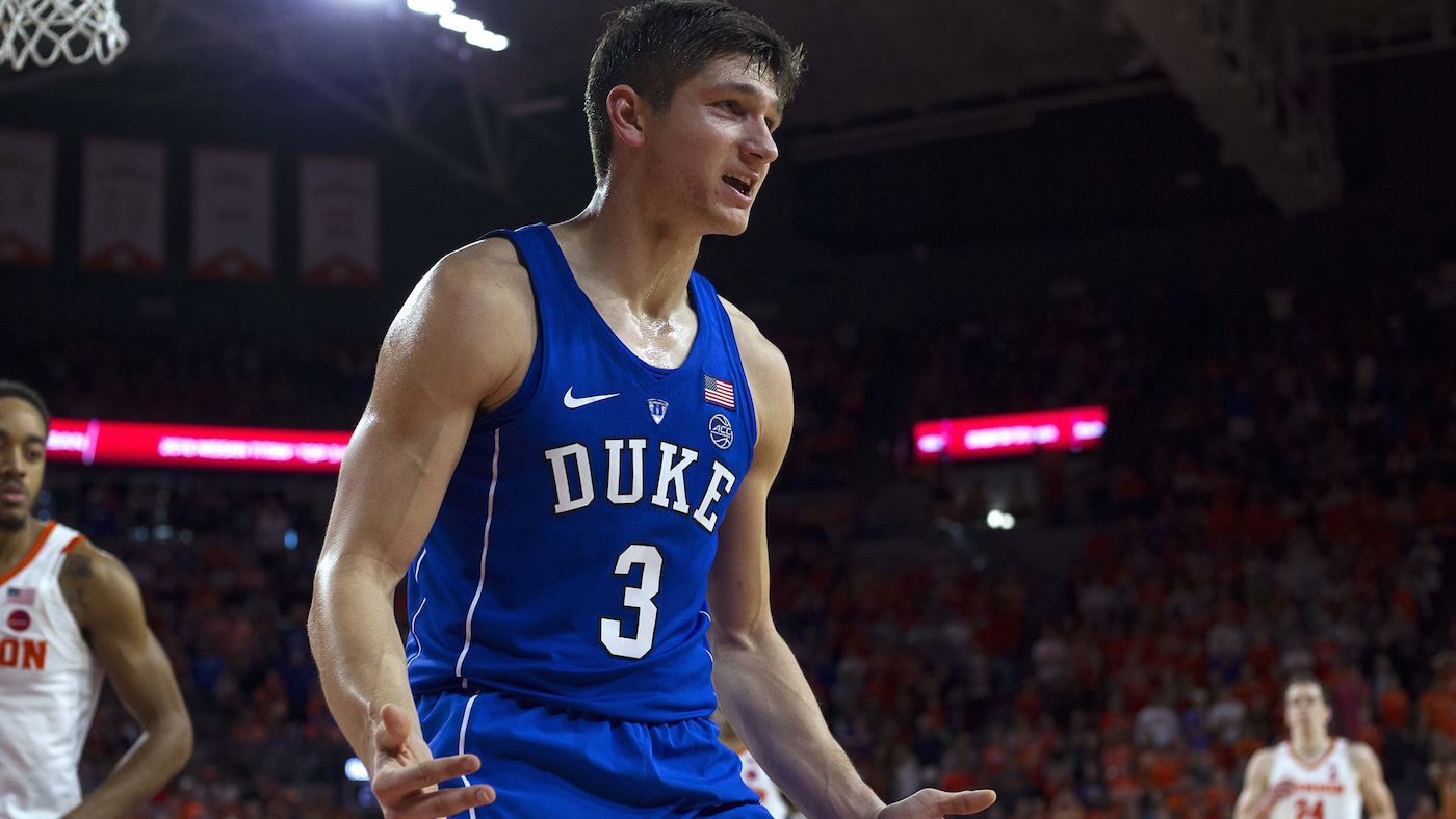 With Bagley Out, Grayson Allen Surging In New Role As Duke's Offensive Leader