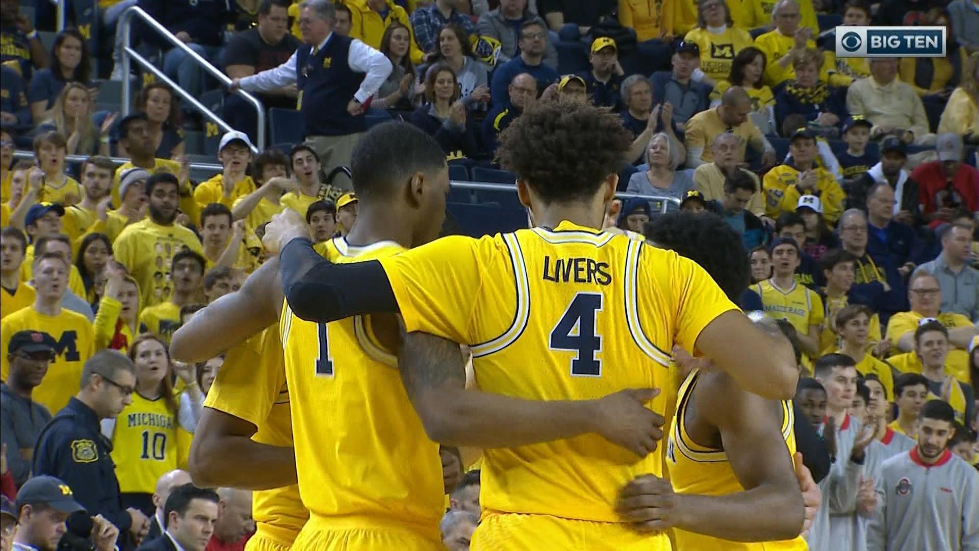 WATCH: Michigan Takes Down NO. 8 Ohio State
