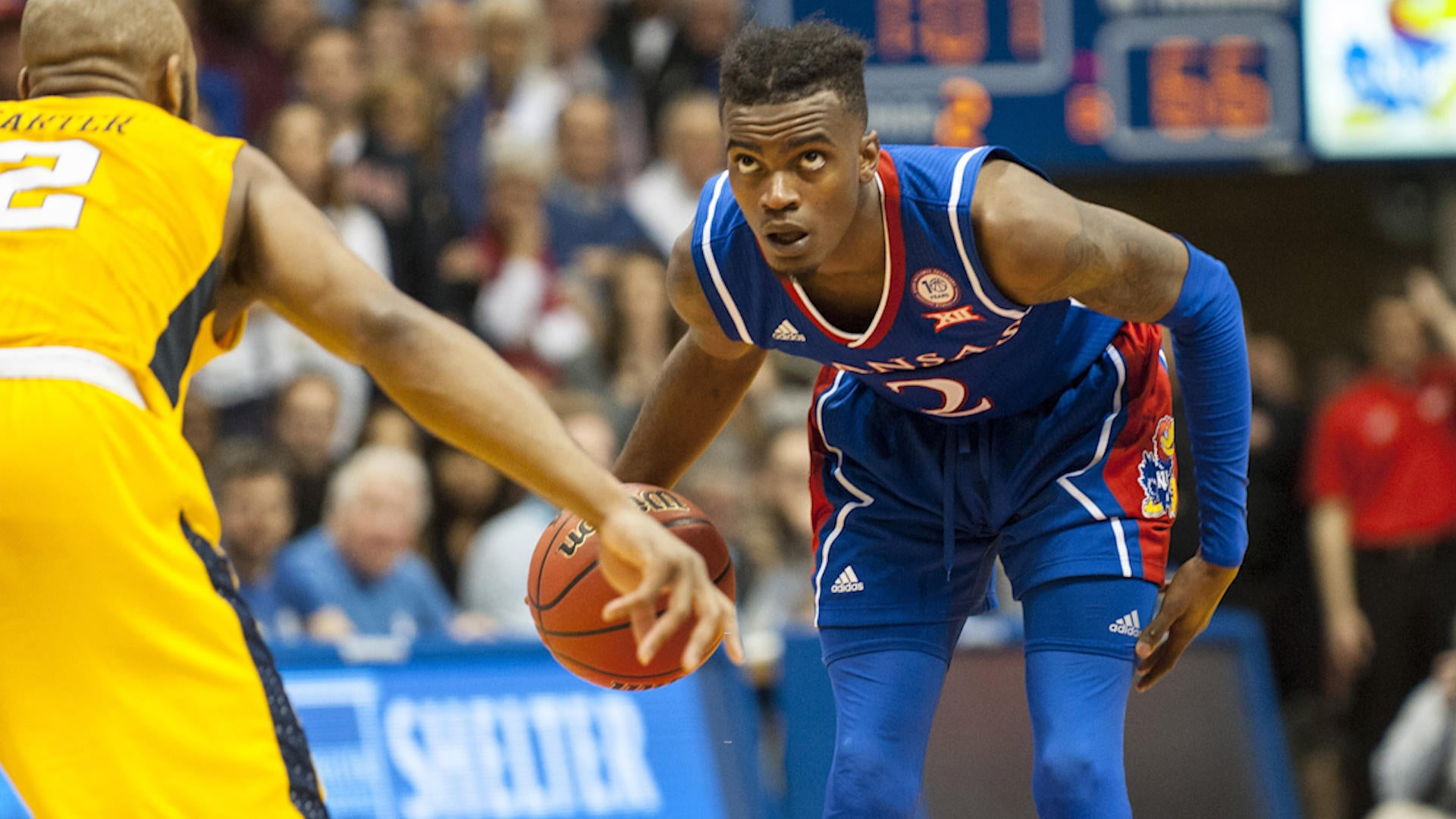 Kansas Suddenly Looks To Be Cruising To Its 14th Consecutive Big 12 Championship