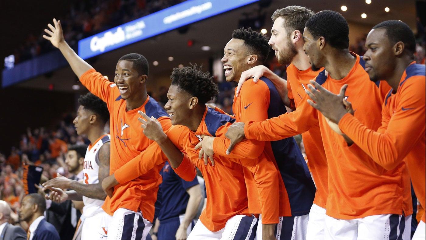 College Basketball Rankings: No. 1 Virginia Closing In On ACC Regular Season Title