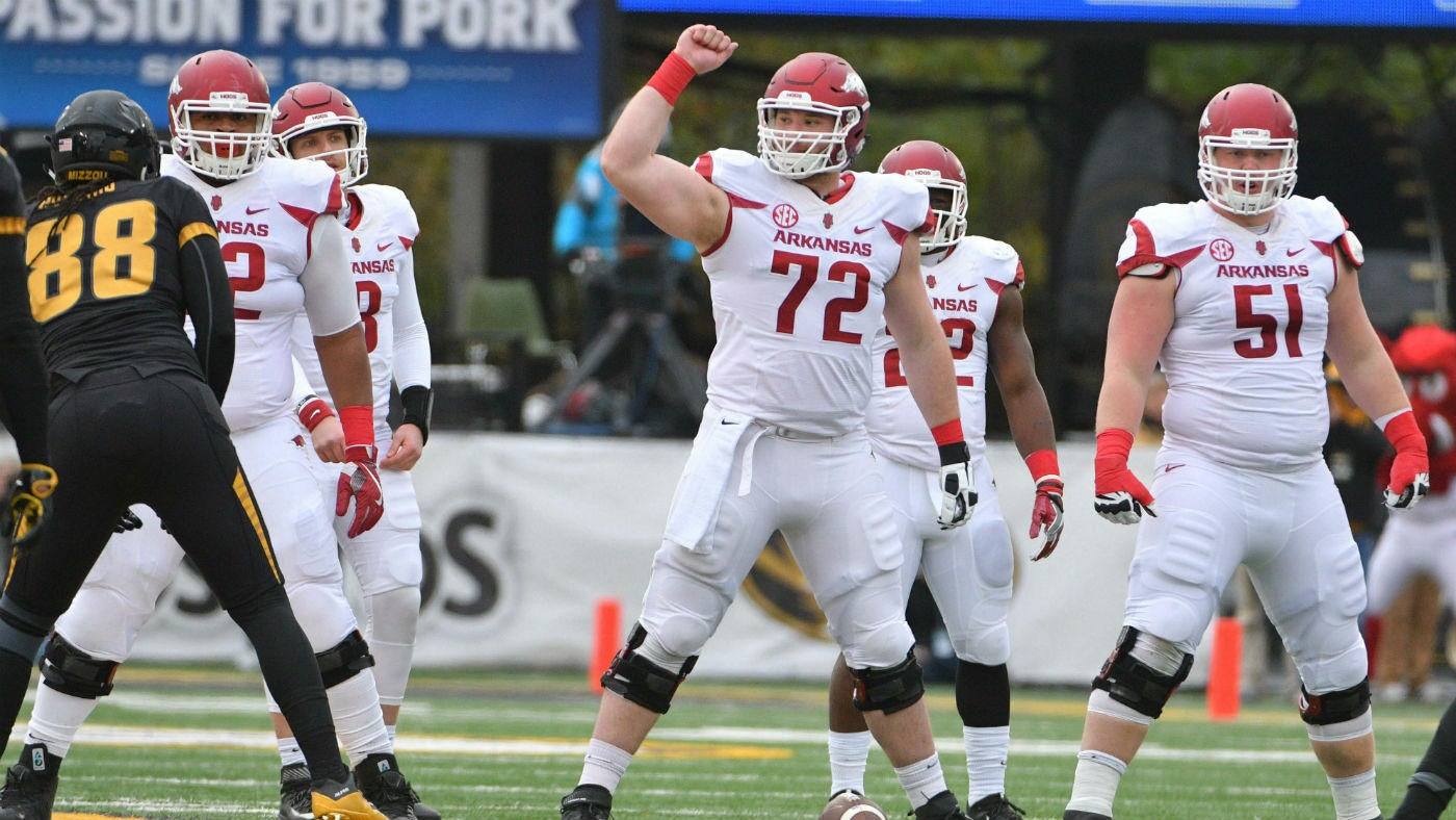 2018 NFL Draft Prospect Rankings: Frank Ragnow Is The Top Center In This Class