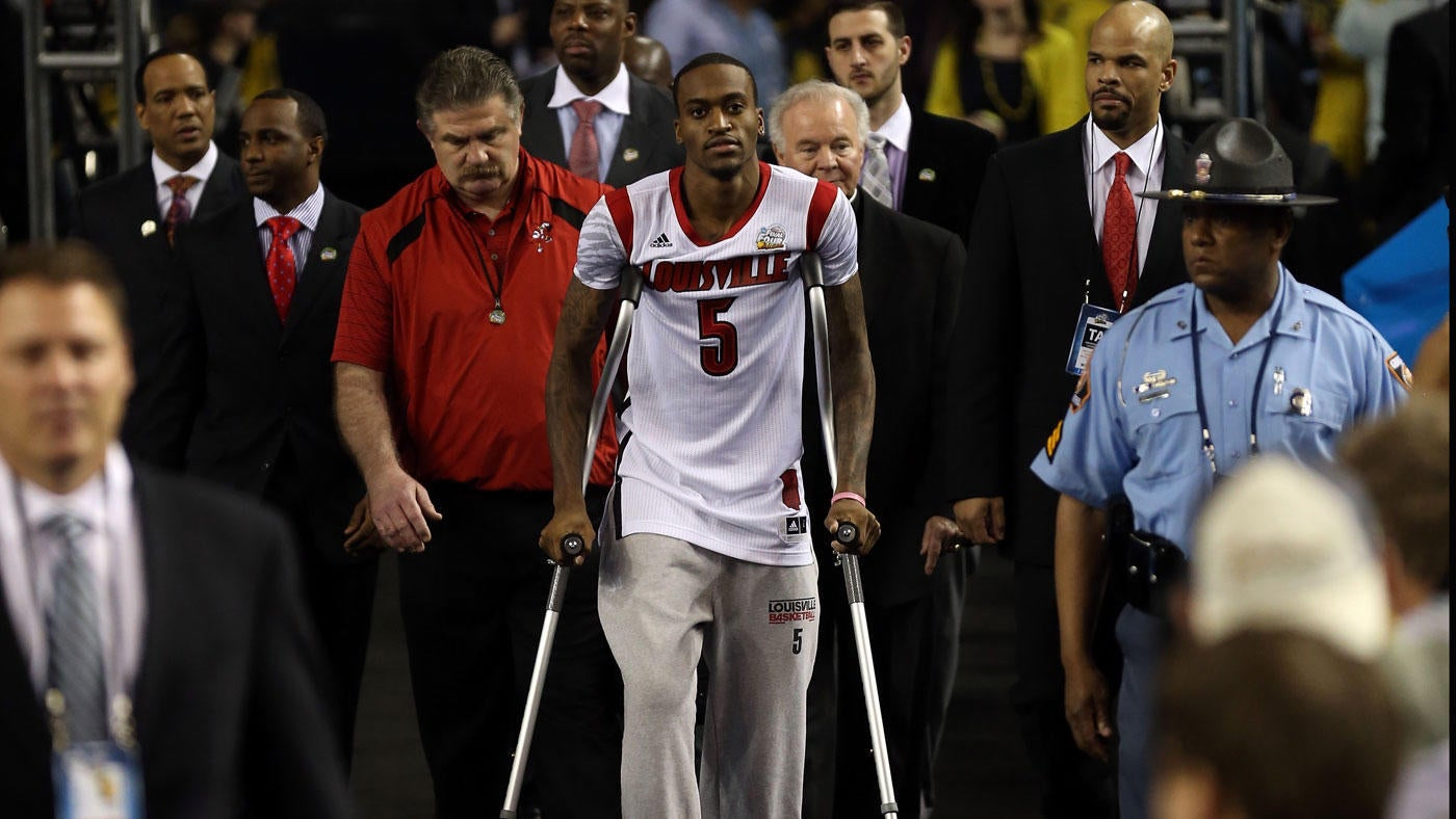 Ex Louisville Player Kevin Ware Takes To Twitter, Won't Give Up The 2013 NCAA Title